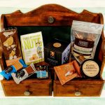 Byron-Sweet-Byron hamper is the one for the 'sweet tooth'. This is an ideal gift basket full of local sweet treats from the beautiful Byron Bay area. Sweet as!