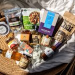Our 'Hanging in the hinterland' Byron Bay hamper is the perfect gift for lovers of Byron Bay – filled with local gourmet snacking treats. Inspired by the chilled-out hinterland hills surrounding Byron Bay.