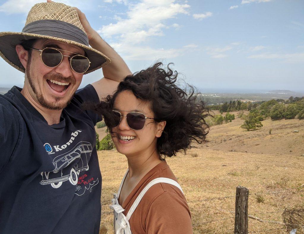 Andrew & Leslie in Byron Bay - Gift Hamper experts